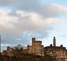 Governors House, Calton Hill, Edinburgh by photoeverywhere