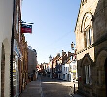 Church Street in Whitby by photoeverywhere