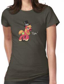 Ye Olde Big Mac Womens Fitted T-Shirt