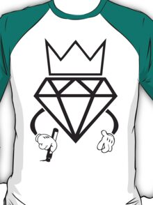 Diamond Graffiti T-Shirt