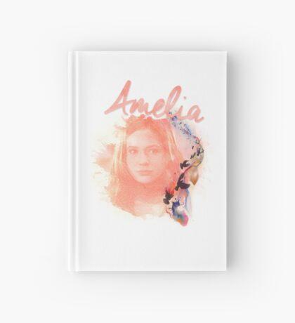 Amelia  Hardcover Journal