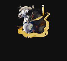 Undead Carousel Horses Unisex T-Shirt