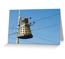 Blackpool illuminations Greeting Card