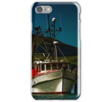 Home for the night (Careys Bay, New Zealand) iPhone Case/Skin