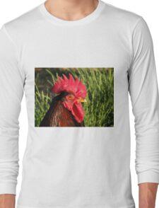 Barnevelder Rooster Long Sleeve T-Shirt