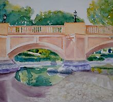 Bridge at the Park by DianaProut