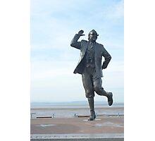 Eric Morecambe statue Photographic Print