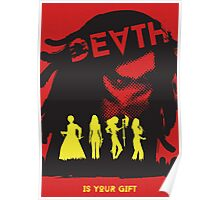 Death Is Your Gift Poster