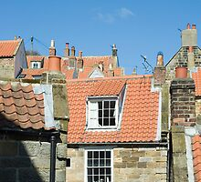 Fishermans cottages by photoeverywhere