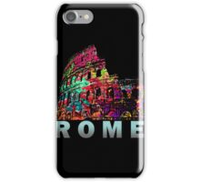 Rome graffiti iPhone Case/Skin