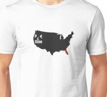 F*orida is Sh*t Redux Unisex T-Shirt