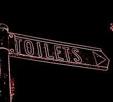 Toilets> by jimrac