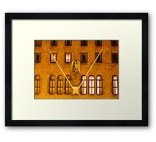 South Michigan Avenue, Chicago Framed Print