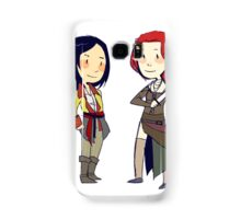 pirate girlfriends Samsung Galaxy Case/Skin