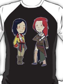 pirate girlfriends T-Shirt