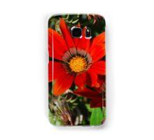Fiery Daisies Samsung Galaxy Case/Skin