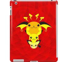 Pokemon - Pikachu's Cute Evolution iPad Case/Skin