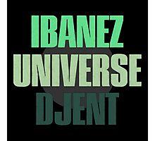 Ibanez Universe Djent Photographic Print