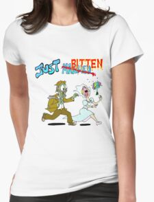 Zombie Wedding Womens Fitted T-Shirt
