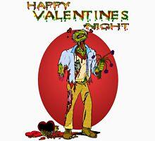 Happy Zombie Valentines day Unisex T-Shirt