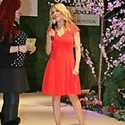 Melinda Messenger Ideal Home Earls Court London by Keith Larby