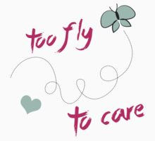 To Fly To Care by CeeRosier