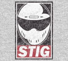 The Stig (aged) by Surpryse