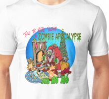 Merry Zombified Christmas Unisex T-Shirt