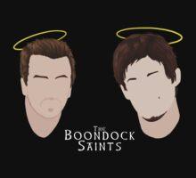 Boondock Saints Minimalist - Angel Edition by Kaity Elliott