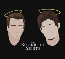 Boondock Saints Minimalist - Angel Edition by Kaity Elliott