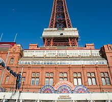 Blackpool waterfront by photoeverywhere