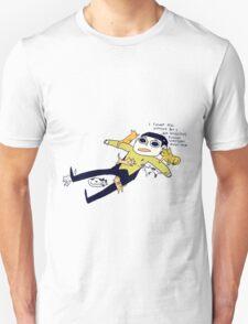 datas first emotion Unisex T-Shirt