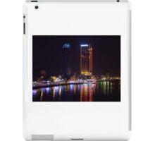 Da Nang city by night iPad Case/Skin