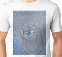 Embossed Unisex T-Shirt