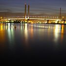 Bolte Bridge. by wayne51