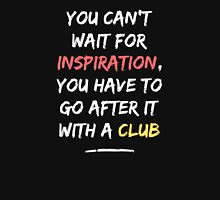 Go After Inspiration With A Club T-Shirt