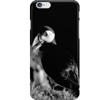 ICELAND: Paint it black #1 iPhone Case/Skin