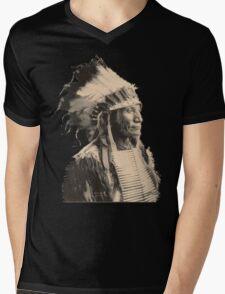 Broken Arm Ogalalla Mariadoss Edition Mens V-Neck T-Shirt