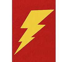 The Lightning Photographic Print