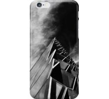 ICELAND: Paint it black #2 iPhone Case/Skin