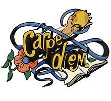 Carpe diem by nomiandnick