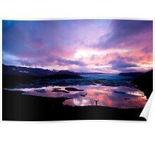 MIDNIGHT SUN: #Iceland Poster