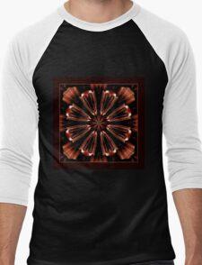 The Wood Light Shawl Men's Baseball ¾ T-Shirt
