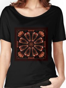 The Wood Light Shawl Women's Relaxed Fit T-Shirt