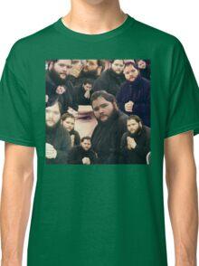Buttcrack man Classic T-Shirt