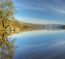 Coniston Water by Jamie  Green