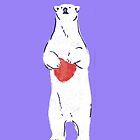 Love Bear by kirren