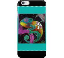 Midnight Chameleon iPhone Case/Skin