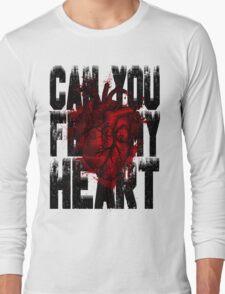 Feel my heart Long Sleeve T-Shirt