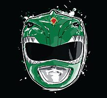 DragonRanger Phone Case by RussJericho23